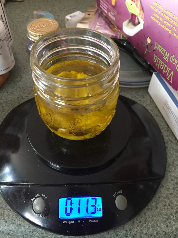 101217 five point one ounces evoo